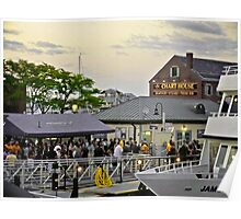 Chart House at Long Wharf - Boston  *featured Poster