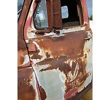 """Rusty"" Photographic Print"