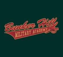 Bunker Hill Military Academy by superiorgraphix