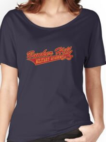 Bunker Hill Military Academy Women's Relaxed Fit T-Shirt
