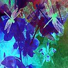 Dragonflies W by Vitta