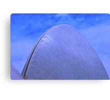 Opera House Sail Canvas Print