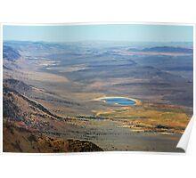 South Eastern Oregon Desert Poster