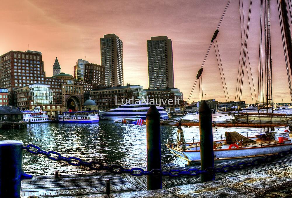 Sail with me by LudaNayvelt