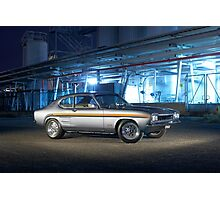 1969 Ford Capri GT Photographic Print