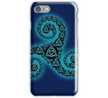 Triskel incrust Triquetra iPhone Case/Skin