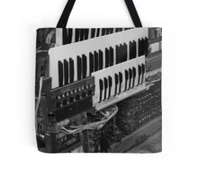 abandoned organ Tote Bag