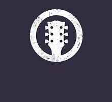 Gibson Les Paul Headstock, White Unisex T-Shirt