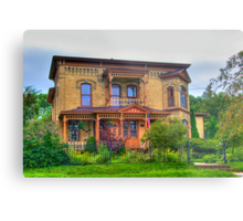 Lovely Old House Metal Print