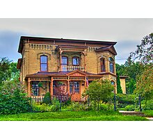 Lovely Old House Photographic Print