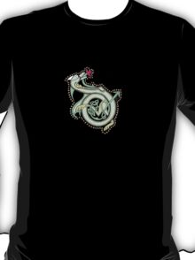 Celtic Oscar letter D T-Shirt