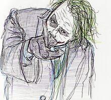 The Joker by jamestomgray