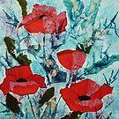 Summer poppies by © Pauline Wherrell