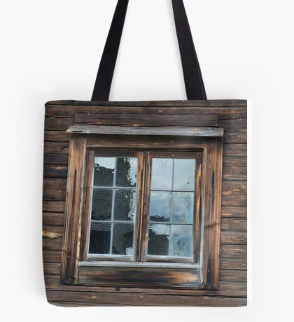 Gammelstan fönster - Norrboda Tote Bag
