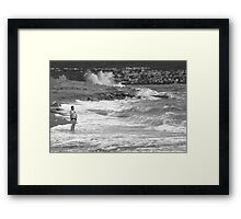 'Born to Be Wild' Framed Print