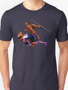 Gambit Xmen Unisex T-Shirt