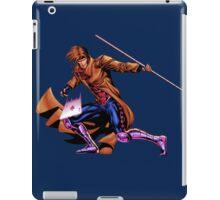 Gambit Xmen iPad Case/Skin