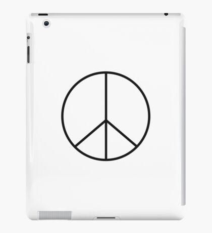 Peace iPad Case/Skin