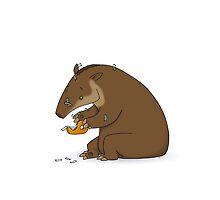 Tapir taper by GardenDragon