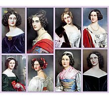 King Ludwig's Beauty Gallery Photographic Print