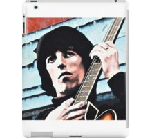 BILL WYMAN iPad Case/Skin