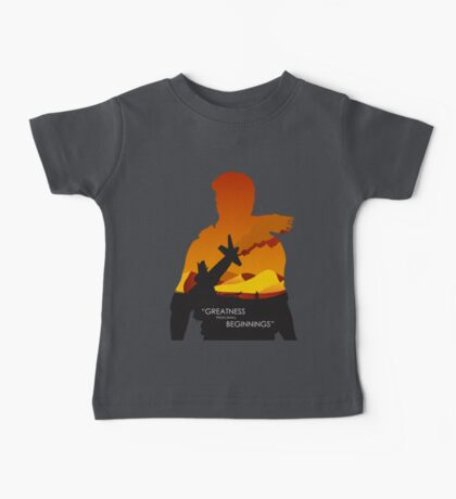 Greatness from small beginnings Baby Tee