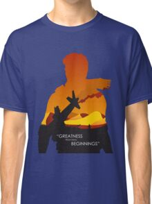 Greatness from small beginnings Classic T-Shirt