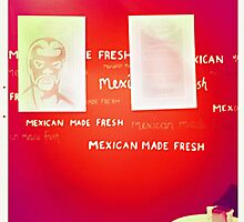Mexican Made Fresh by Kerryn Benbow