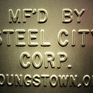 Steel City by Kevin Miller