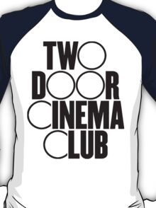 Two Door Cinema Club T-Shirt