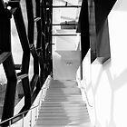 Stairs by Geoff Harrison