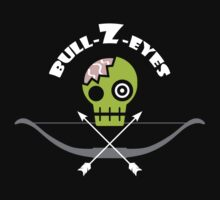 Bull-Z-eyes Club by GardenDragon