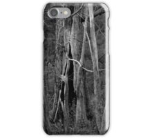 Scary Trees- Wotton Scrub Creek iPhone Case/Skin