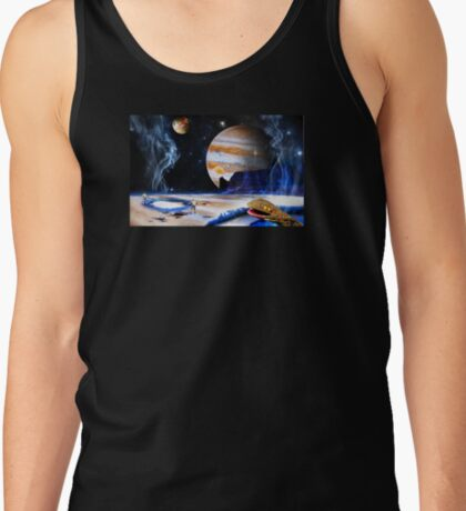 Amazing! Microbes! On Ganymede! Tank Top