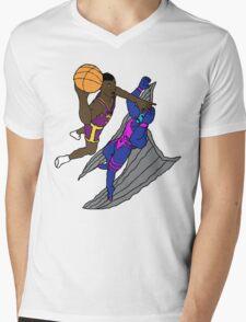 Magic Posterizes Archangel Mens V-Neck T-Shirt
