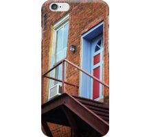 Jonesborough, Tenessee - Upstairs Neighbors iPhone Case/Skin