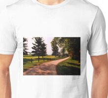 A Peaceful Path Unisex T-Shirt