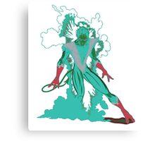 Nightcrawler X-Men II Canvas Print