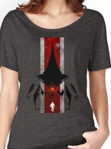 Mass effect T-shirt/Poster Women's Relaxed Fit T-Shirt
