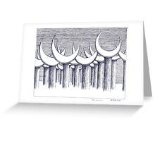 TRIBUTE TO MAURICE SENDAK Greeting Card