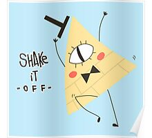 Cute bill cipher Poster