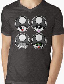 Kisshrooms  Mens V-Neck T-Shirt