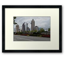 Fruits of the City Framed Print