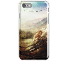 Sunset Valley  iPhone Case/Skin