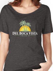 Del Boca Vista - Retirement Community Women's Relaxed Fit T-Shirt