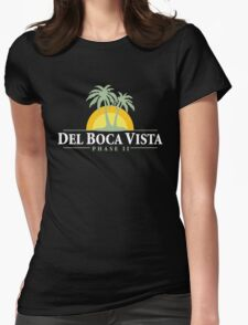 Del Boca Vista - Retirement Community Womens Fitted T-Shirt