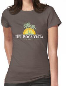 Del Boca Vista - Retirement Community Womens Fitted T-Shirt
