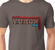 Yukon Hotel Unisex T-Shirt