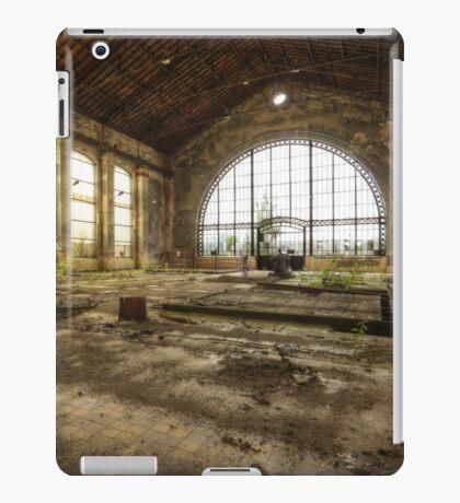 Zeche PS iPad Case/Skin