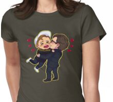 I Missed You Harry Womens Fitted T-Shirt